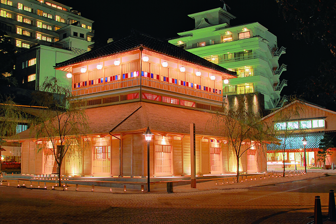 Yamashiro Onsen (Accommodation)